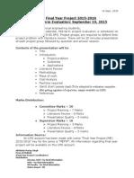 Fyp 2015-16 Mtp Notice