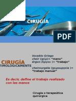 Cirugía Oral, Concepto, Historia