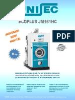 CATALOGO ECOPLUS JM161HC (2015-09-30) esp+ing+ita