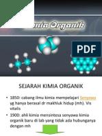 Kimia Organik-Isna Rasdianah, s.si.,m.sc