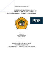 Proposal Metodologi Penelitian Akuntansi