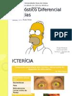 Diagnostico Diferencial Das Ictericias