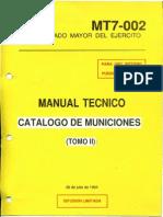 Mt7-002.(Municiones II) Tomo II