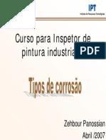 Inspetor Corrosão 3