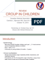 Croup Journal Presentasi
