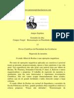 Provas Científicas Da Pluralidade Das Existências - ALBERT DE ROCHAS