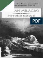 Messori, Vittorio - El Gran Milagro