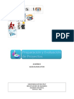 Apunte Preparacin y Evaluacin Proyecto