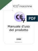 Manuale d'uso del prodotto