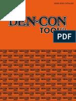 Den Con 2009 2010 Catalog