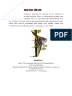 Ciri-ciri Ikan Hiasan
