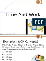 19586_Time and Work Problems