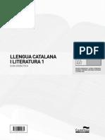Solucionari Llengua Catalana Primer Batxillerat