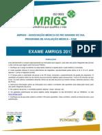 Amrigs 2013