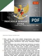 Ch 4 - Pancasila Sebagai Etika Politik