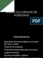 Areas Culturales de Honduras
