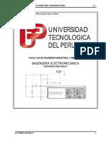 Laboratorio Electronica Analogica (El Diodo)