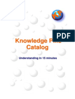 Knowledge Pills Catalog