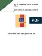 Gestalttherapie Der Gefuehle Struempfel