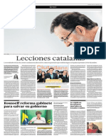 Yolanda Vaccaro Elecciones Catalanas Elecciones Generales España 2015