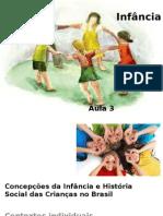 Aula 3 - Infância no Brasil