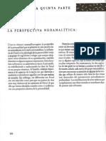 Cap 10 La Perspectiva Neoanalitica-psicologia Del Yo-ego Teorias de La