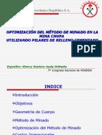 OptmChupa Trujillo