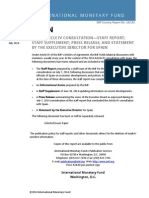 FMI Informe 2014 España