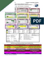 cndv 5303 week 3 calendar assignment pdf - crystal l  robinson l20360762  1