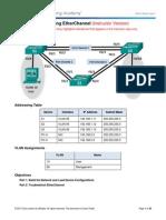 3.2.2.4 Lab - Troubleshooting EtherChannel - ILM.pdf