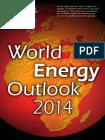 IEA 2014 World Energy Outlook 2014