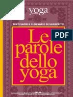 Le Parole Dello Yoga