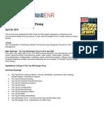 ENR 2010 TopDesignFirms PDF