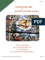 Francisco de Asís y El Serafín Con Alas de Águila