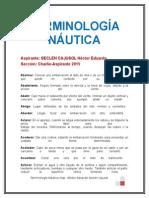 Terminologia Nautica