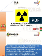 CONFERENCIA RADIOPROTECCION 2014