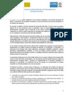 Plan de Acción Sectorial (PAS) de Mitigación - Energía Eléctrica