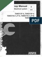 Workshop Manual Electrical System Group 30