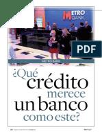 Metro Bank Caso