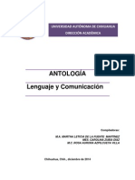 Antología Corregida Enero 2015