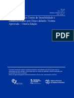 Norma+Aprovada+Oitava+Edição.pdf CLSI ANVISA 2007