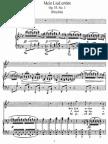 Dvorak - Op.55 - Gypsy Songs
