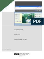 Software-surgiCam - Manual de Uso- Ver 01- Oct-09