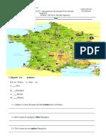 Ficha Formativa Sobre a França