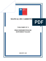 manual de carreteras volumen 2