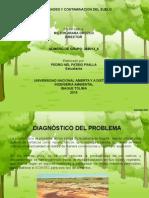 PRESENTACION Contaminacion Del Suelo