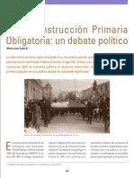 ley de instrucción primaria obligatoria un debate político