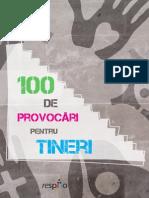 100 Provocari PDF