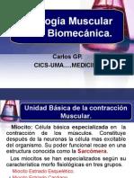 Fisiologia Muscular en La Biomecanica Cardiaca