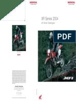 Xr Series 2004